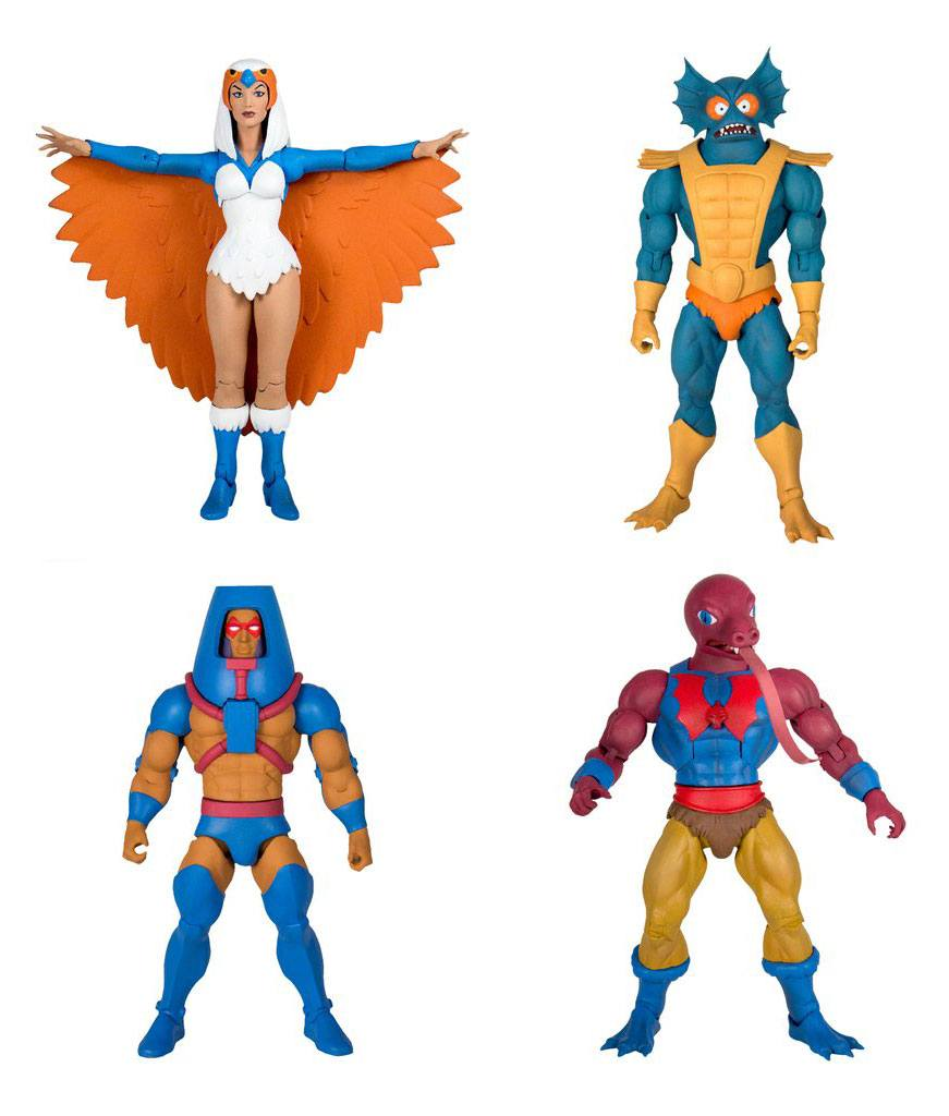Masters of the Universe Classics Action Figures 18 cm Club Grayskull Wave 2 Assortment (4)