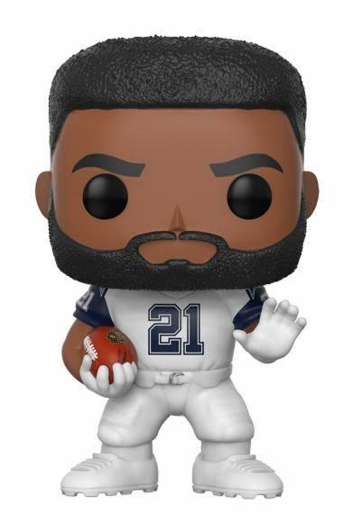 NFL POP! Football Vinyl Figure Ezekiel Elliott (Dallas Cowboys) 9 cm