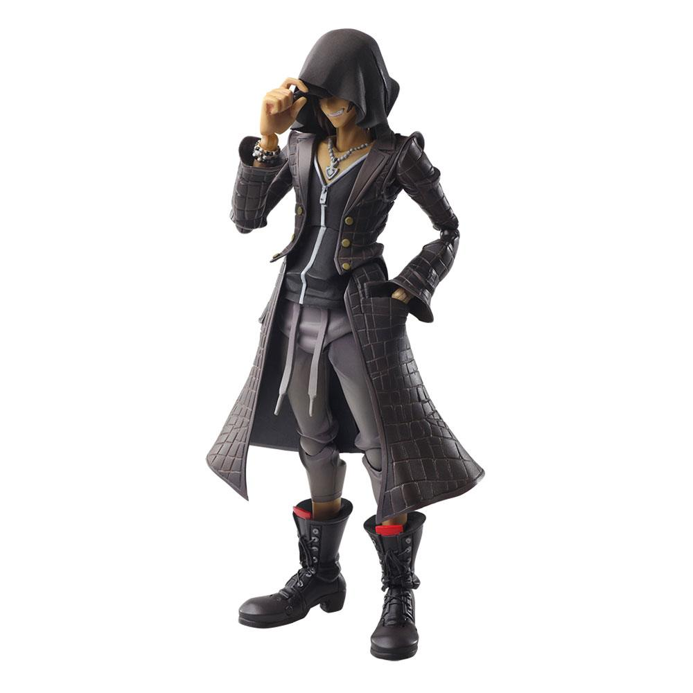 Neo The World Ends with You Bring Arts Action Figure Minamimoto 14 cm