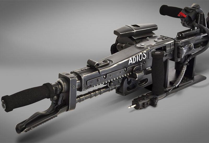 Aliens Replica 1/1 M56 Smartgun 122 cm