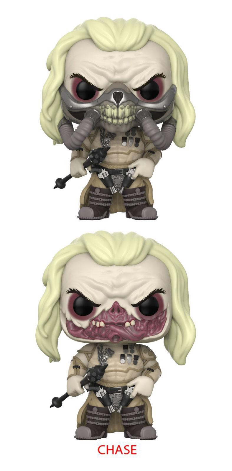 Mad Max Fury Road POP! Movies Vinyl Figures Immortan Joe 9 cm Assortment (6)