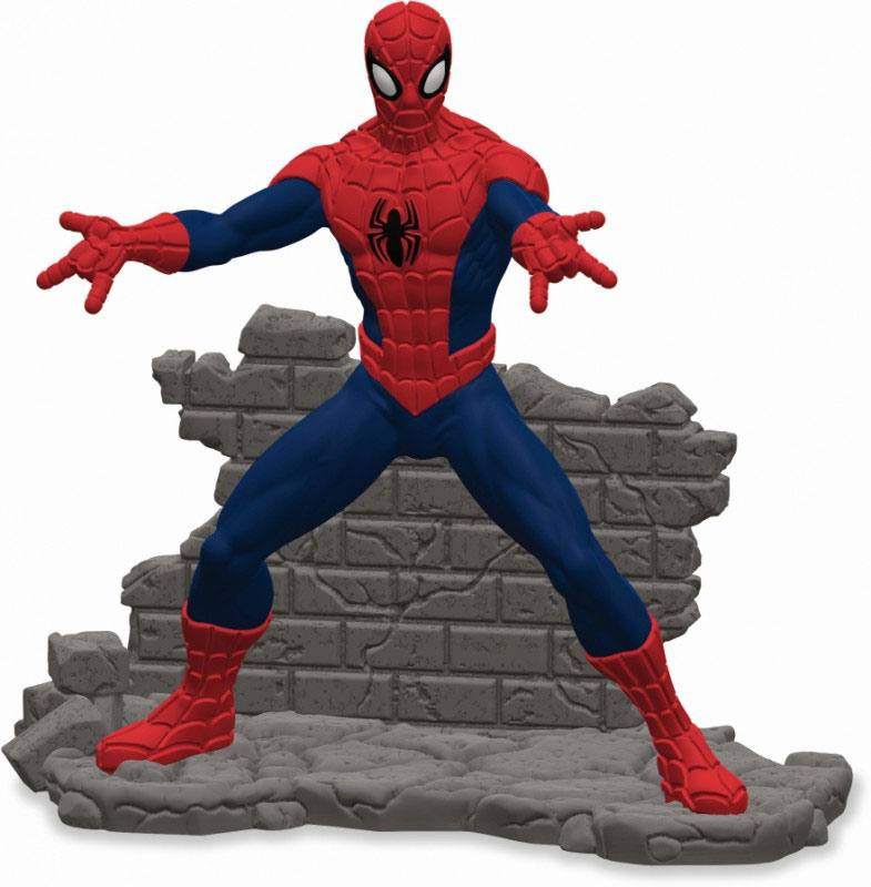 Marvel Comics Figure Spider-Man 10 cm
