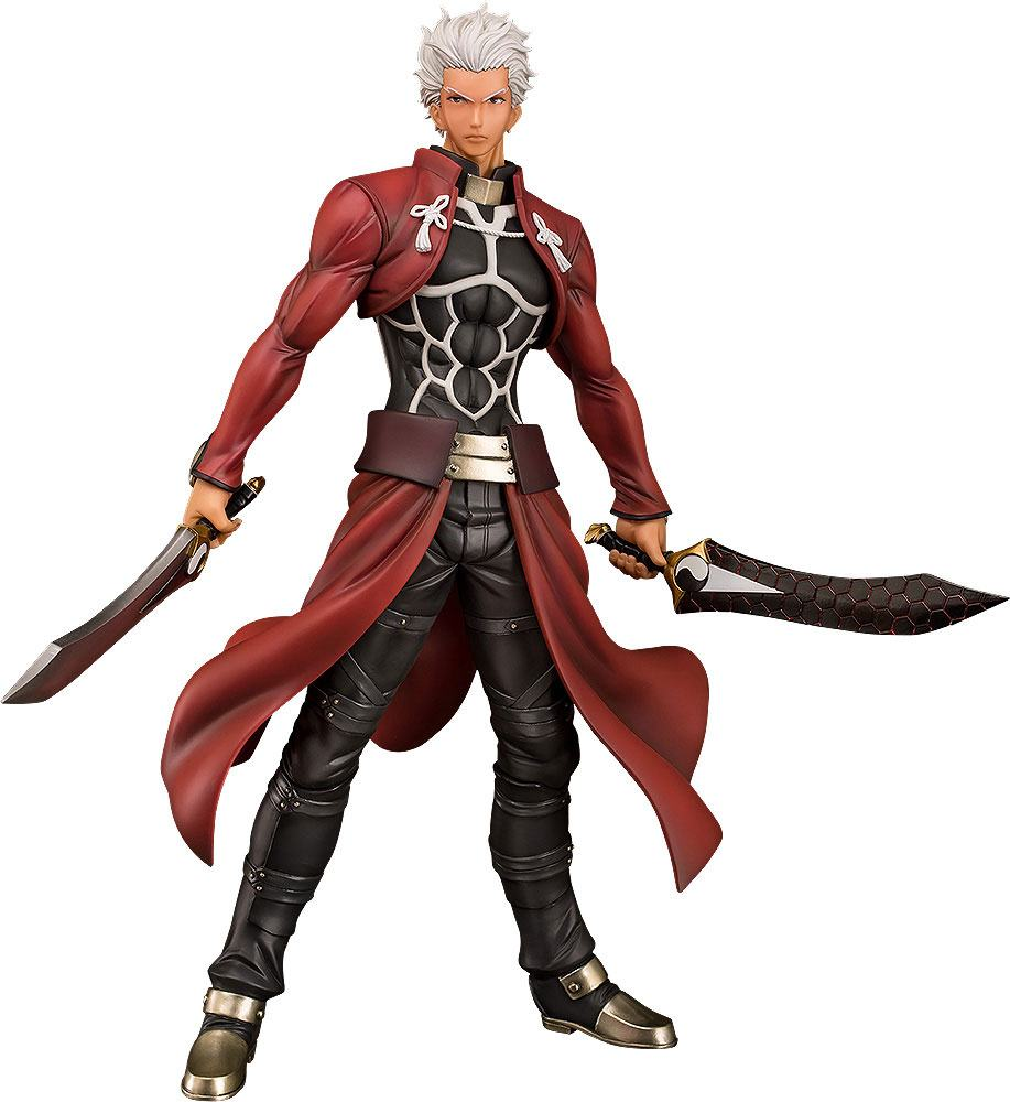 Fate/ Stay Night Unlimited Blade Works Statue 1/7 Archer Route Unlimited Blade Works 30 cm