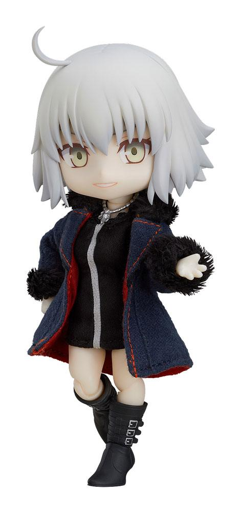 Fate/Grand Order Nendoroid Doll Action Figure Avenger/Jeanne d'Arc (Alter) Shinjuku Ver. 14 cm