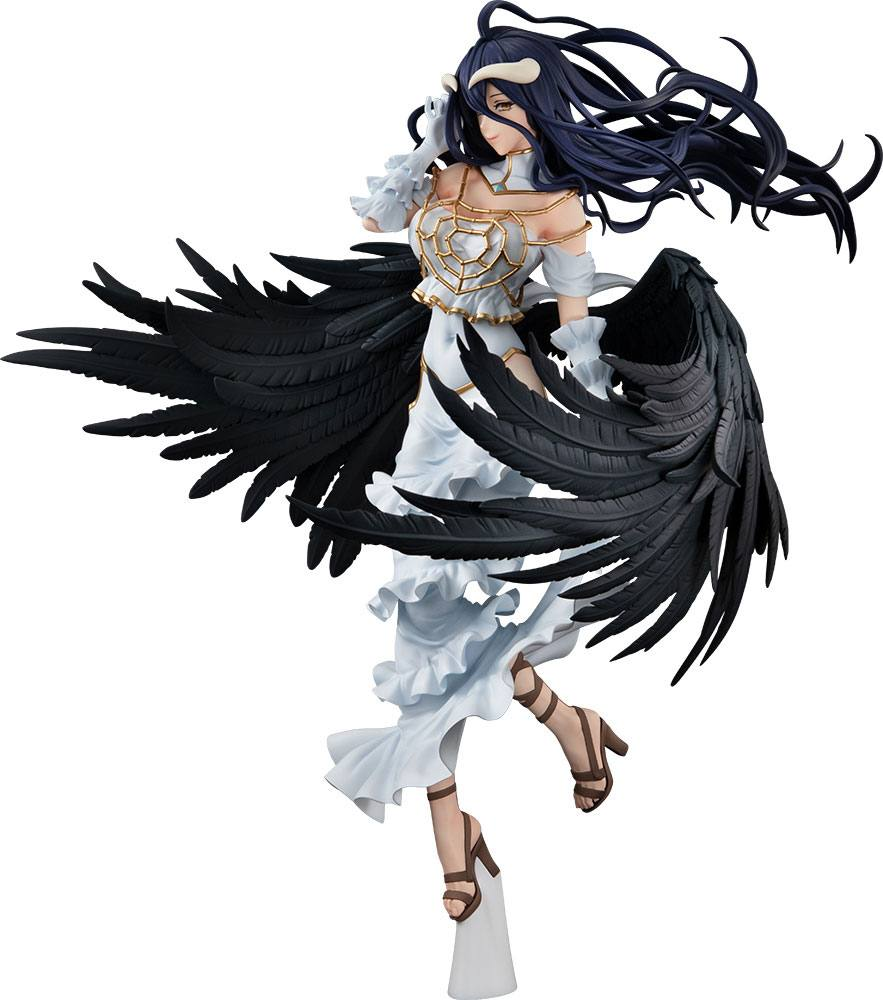 Overlord IV PVC Statue 1/7 Albedo: Wing Ver. 31 cm
