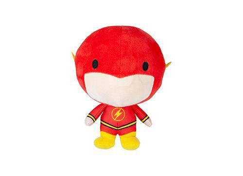 DC Comics Plush Figure Flash Chibi Style 18 cm
