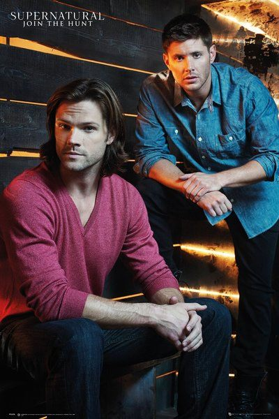 Supernatural Poster Pack Brothers 61 x 91 cm (5)
