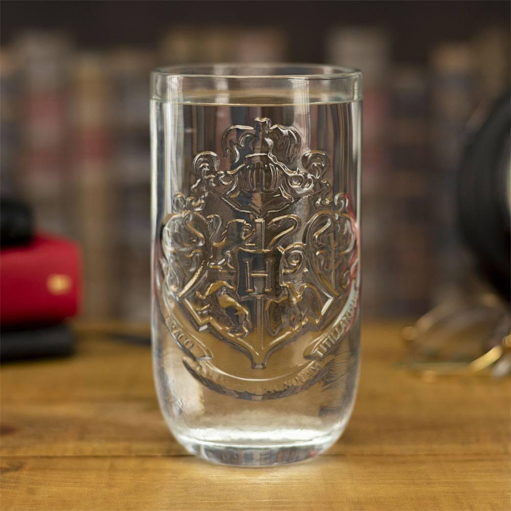 Harry Potter Shaped Glass Hogwarts