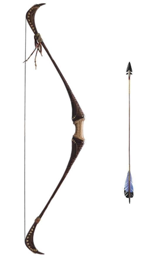 Shadow of the Tomb Raider Replica 1/1 Lara Croft's Bow and Arrow