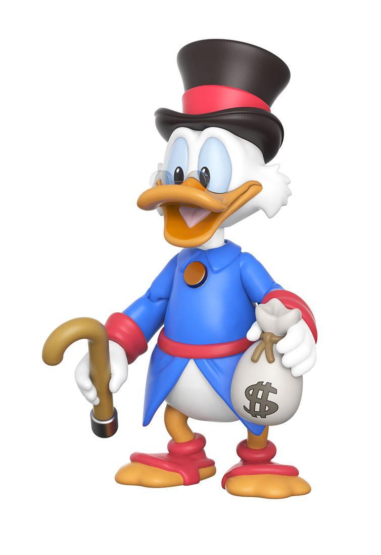 DuckTales ReAction Action Figure Scrooge McDuck 10 cm