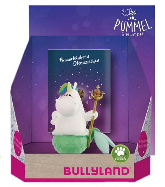 Chubby Unicorn Zodiac Figure Chubby as Aquarius Single Pack 6 cm
