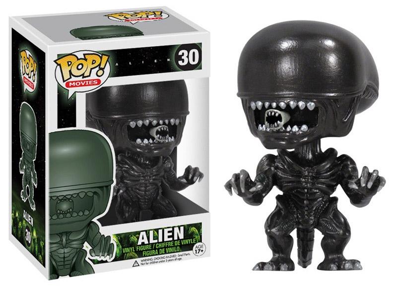 Alien POP! Vinyl Figure Alien 10 cm
