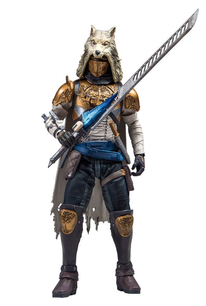 Destiny Action Figure Iron Banner Hunter (Million Million Shader) 18 cm
