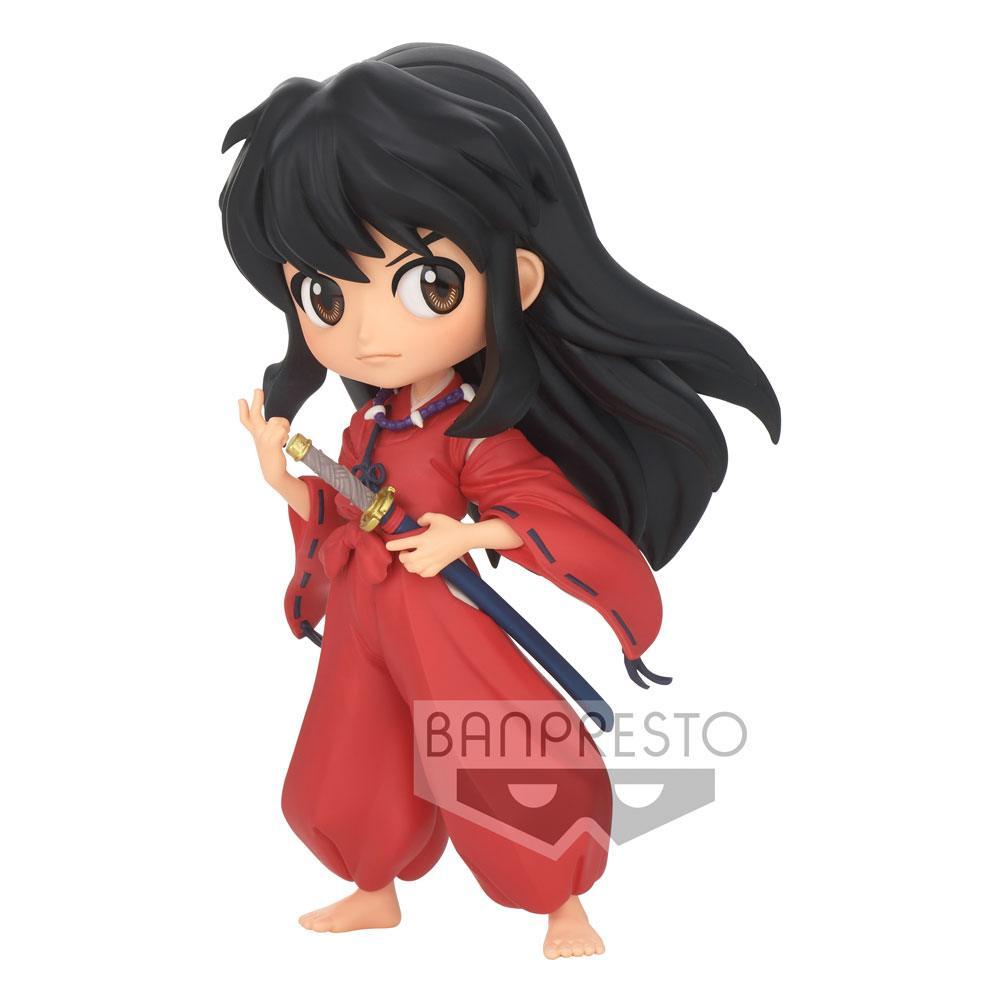InuYasha Q Posket Mini Figure InuYasha Ver. B 14 cm