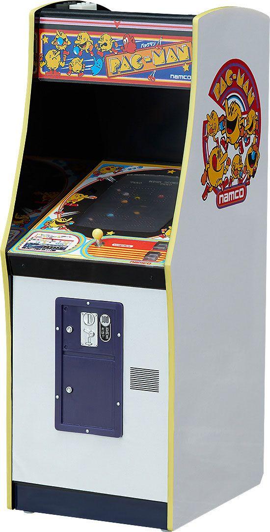 NAMCO Arcade Machine Collection Mini Replica 1/12 Pac-Man 14 cm
