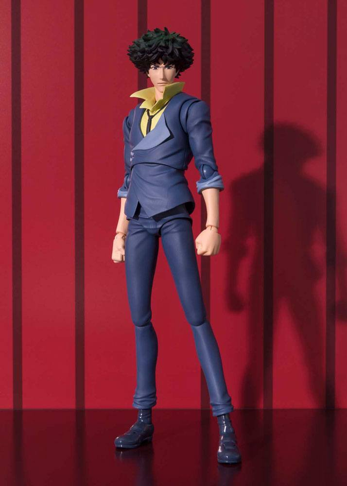 Cowboy Bebop S.H. Figuarts Action Figure Spike Spiegel 15 cm