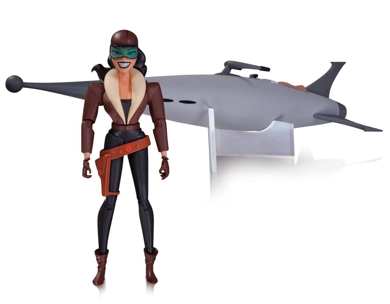 The New Batman Adventures Deluxe Action Figure Roxy Rocket 14 cm