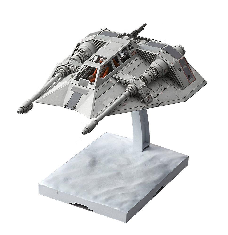 Star Wars Plastic Model Kit 1/48 Snowspeeder