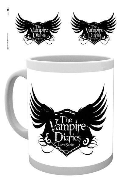 Vampire Diaries Mug Wings