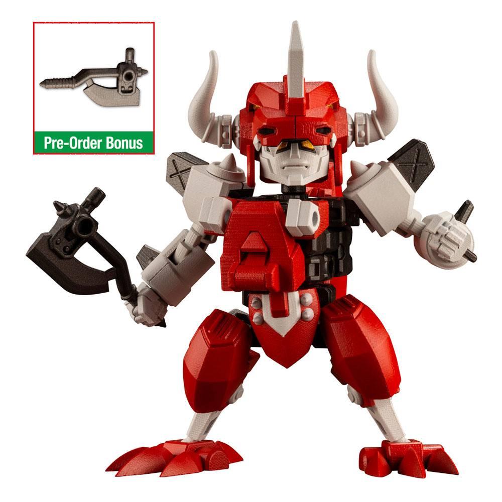 Evoroids Plastic Model Kit E-REX-S1 E-Rex 8 cm