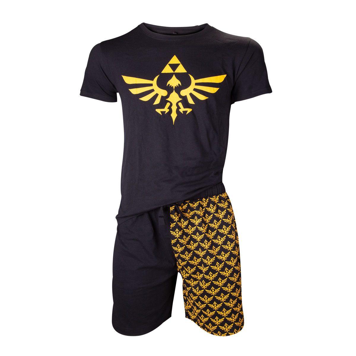 Nintendo Pyjama Zelda Size L