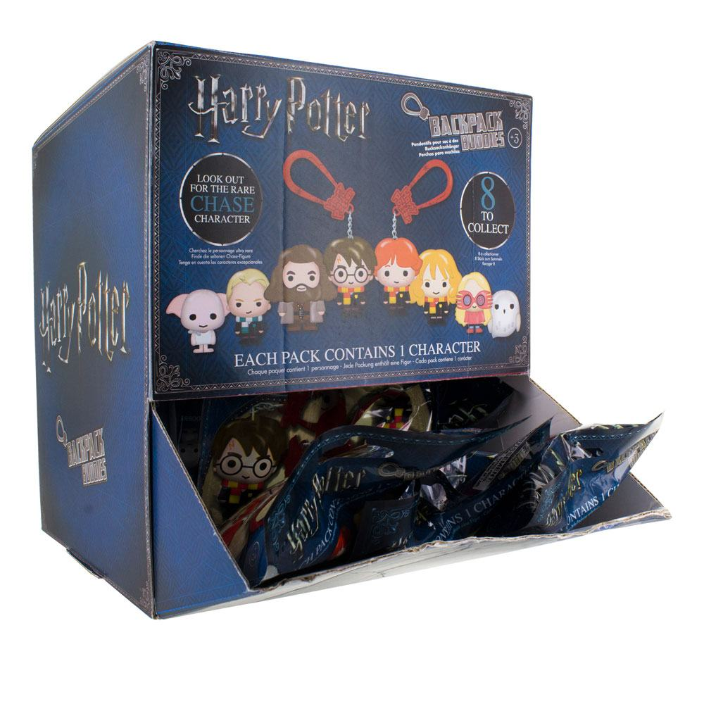 Harry Potter Backpack Buddies Mystery Bags Display (24)