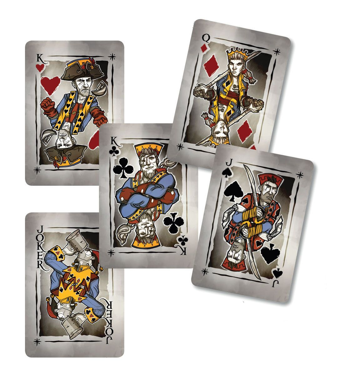 Sea of Thieves Playing Cards Karnath