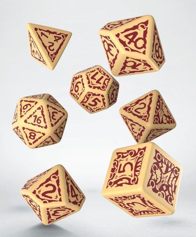 Pathfinder Dice Set Ironfang Invasion (7)