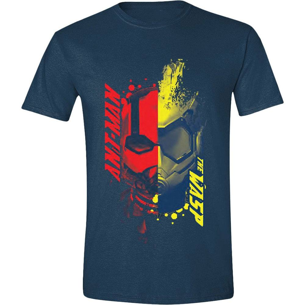 Ant-Man & The Wasp T-Shirt 2 Face Size XL