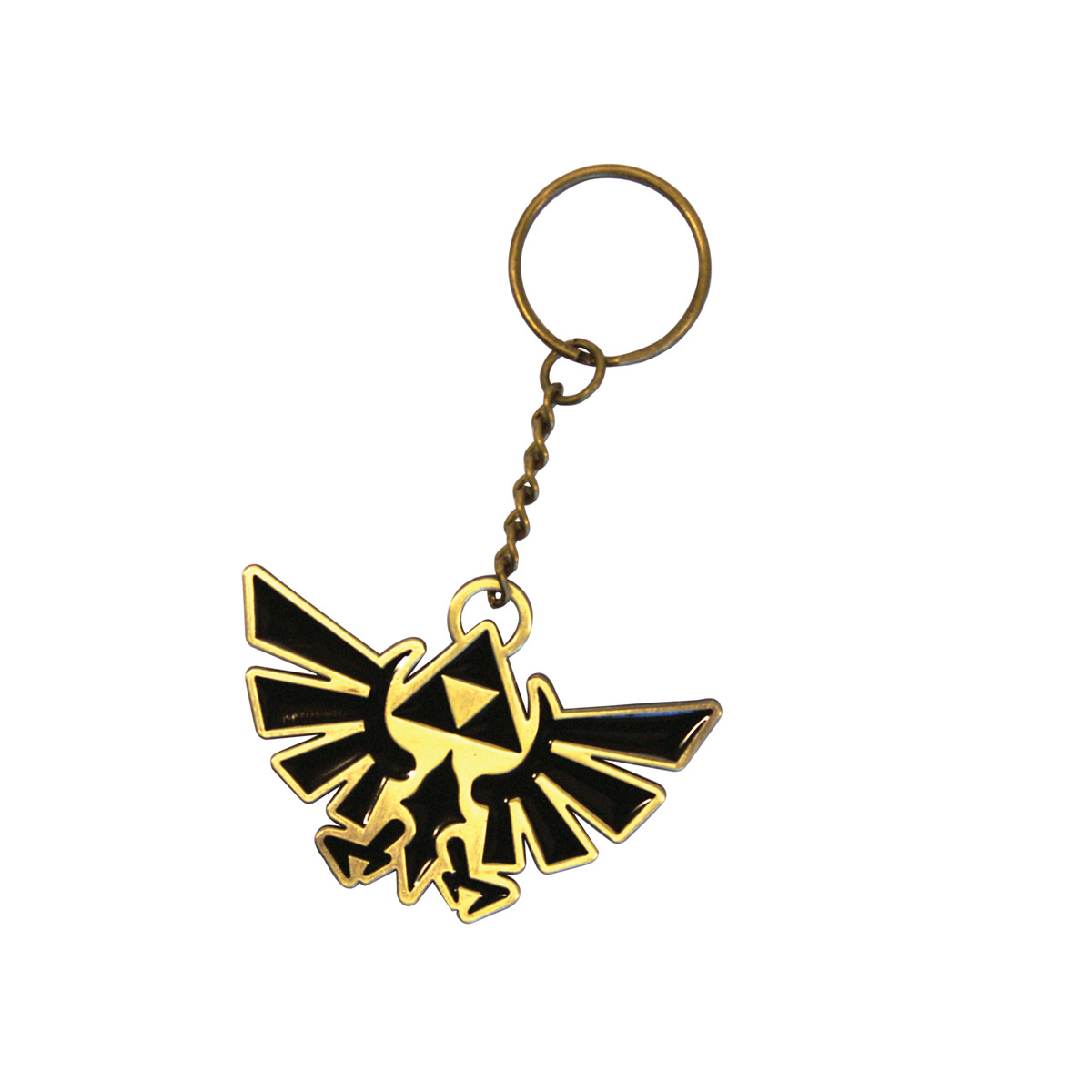 The Legend of Zelda Metal Key Ring Zelda Bird