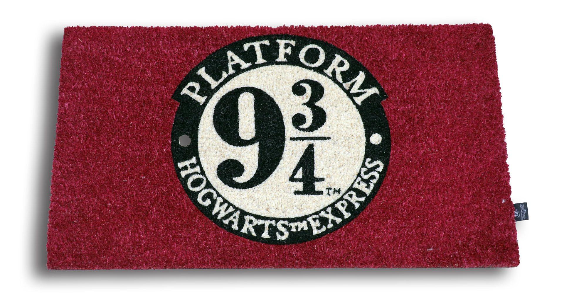 Harry Potter Doormat Platform 9 3/4 43 x 72 cm