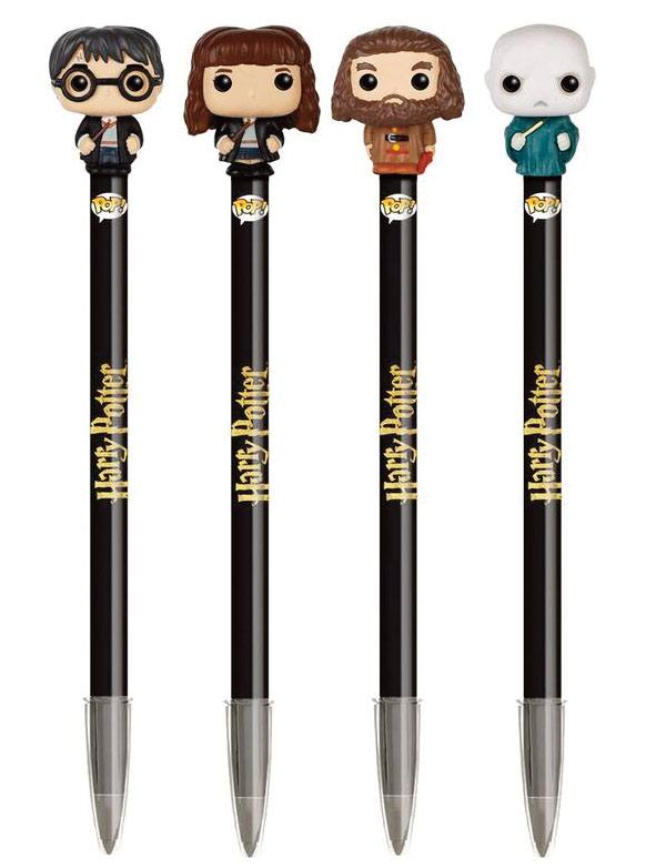 Harry Potter POP! Homewares Pens with Toppers Display (16)