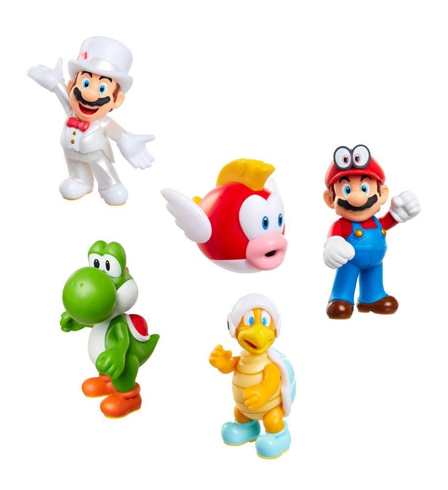 World of Nintendo Action Figures 6 cm Wave 20 Assortment (16)