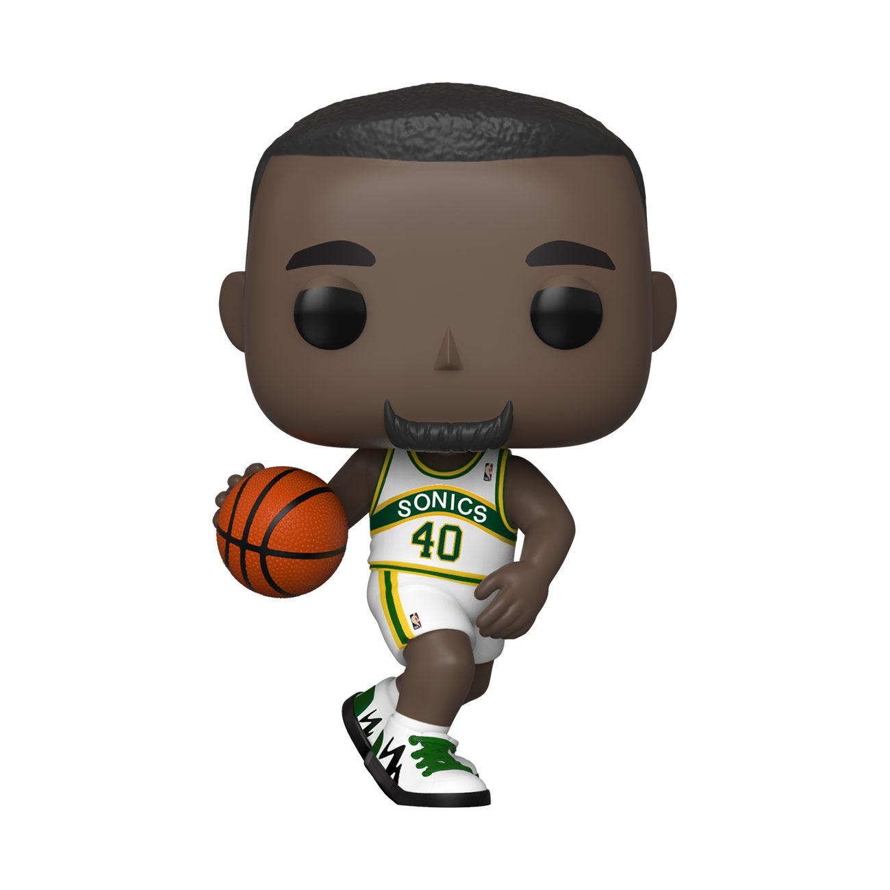 NBA Legends POP! Sports Vinyl Figure Shawn Kemp (Sonics home) 9 cm