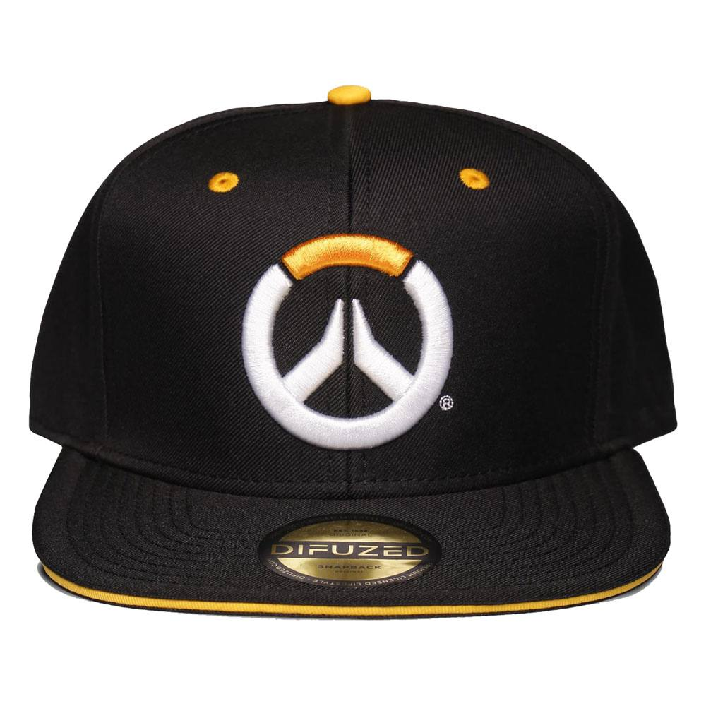 Overwatch Snapback Cap Logo