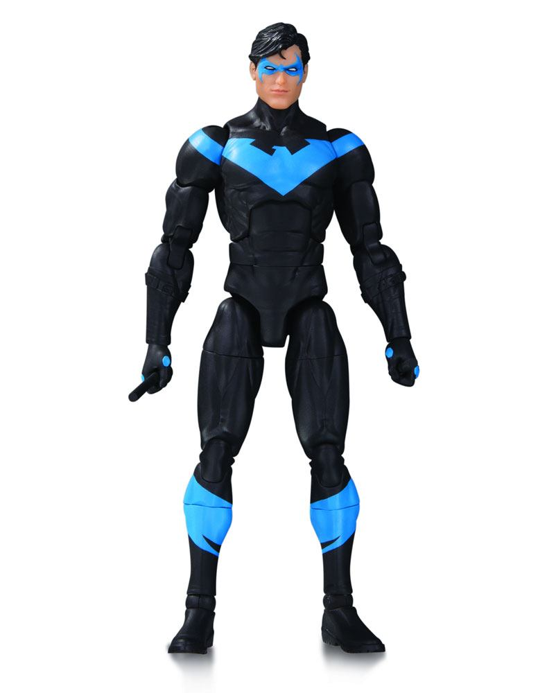 DC Essentials Action Figure Nightwing 18 cm