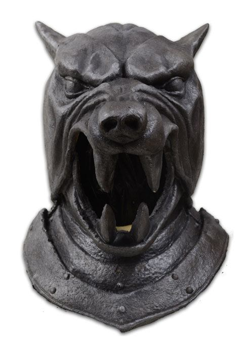 Game of Thrones Latex Mask The Hound