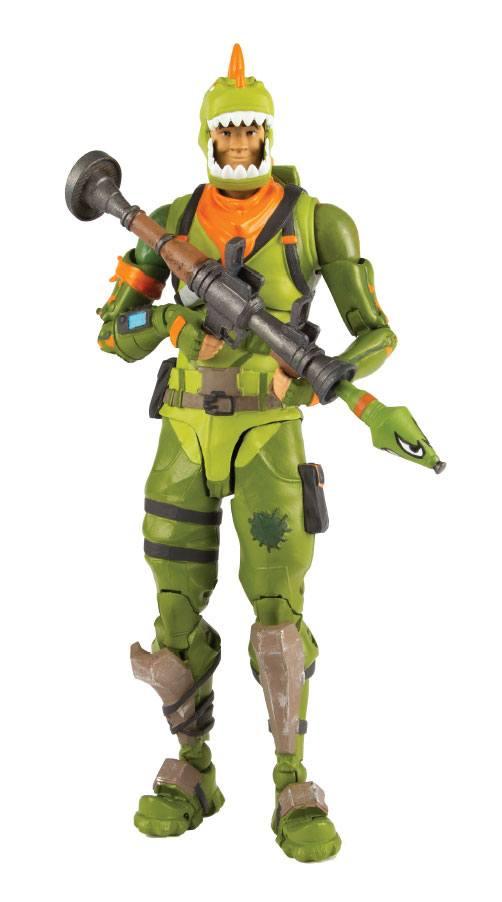 Fortnite Action Figure Rex 18 cm