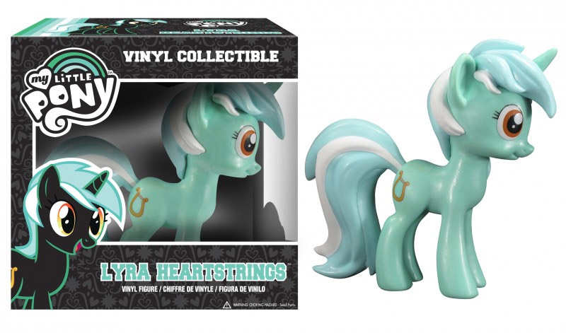 My Little Pony Vinyl-Figure Lyra 15 cm