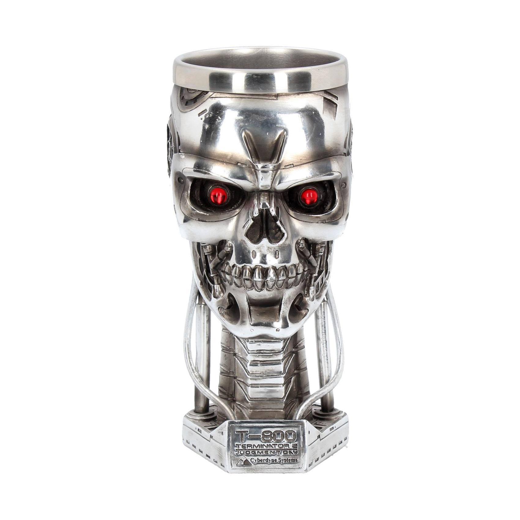 Terminator 2 Goblet Head