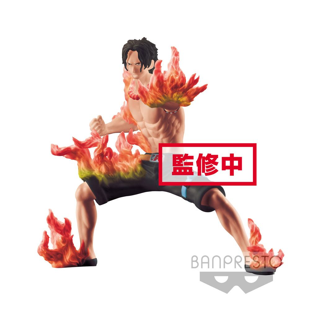 One Piece Abiliators Figure Portgas D. Ace 16 cm