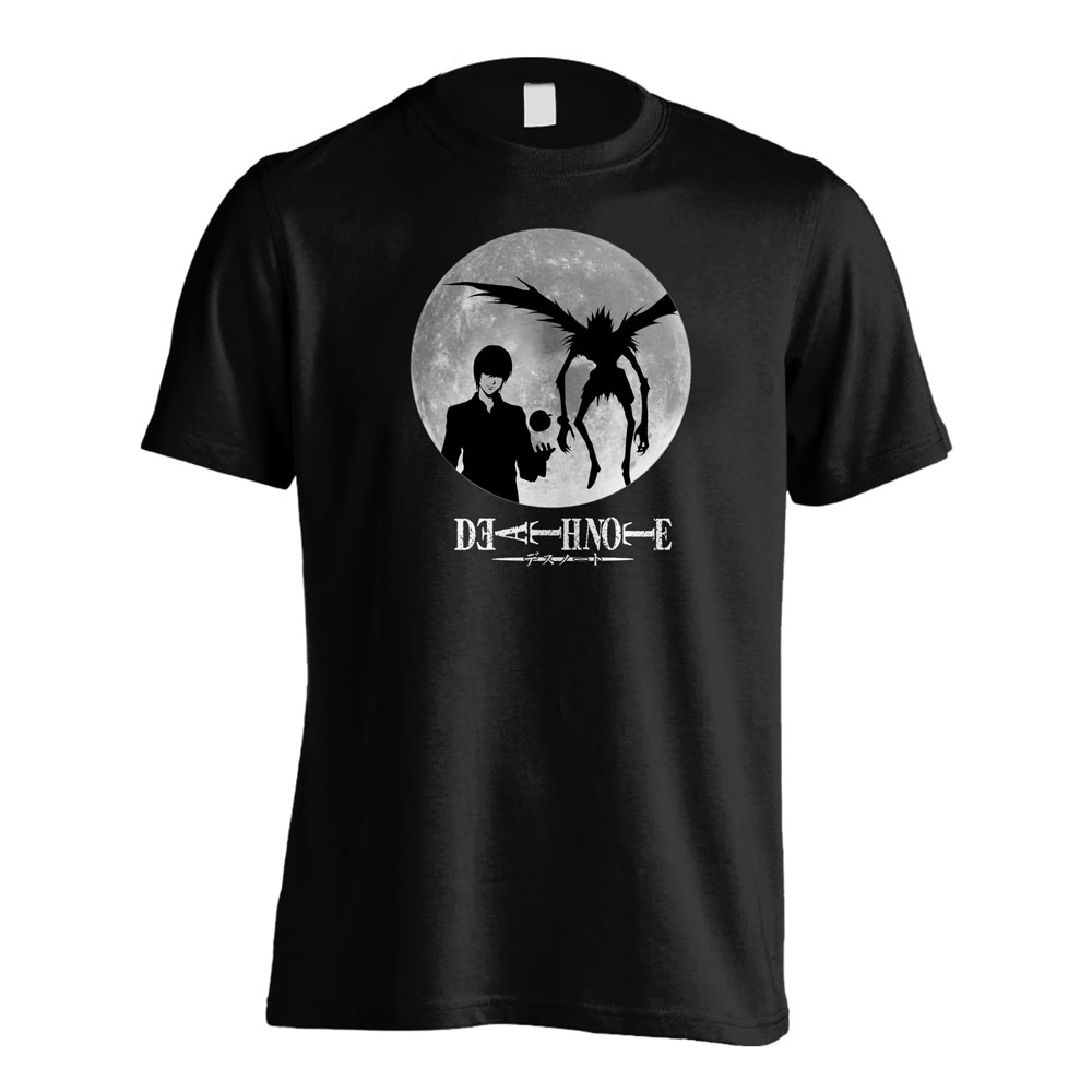 Death Note T-Shirt Watching Light Size S