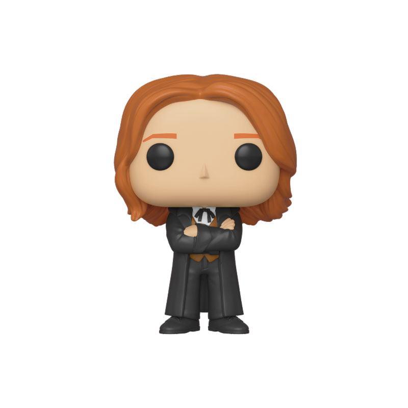 Harry Potter POP! Movies Vinyl Figure George Weasley (Yule) 9 cm
