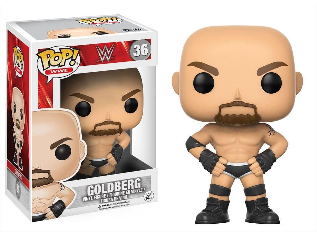 WWE Wrestling POP! WWE Vinyl Figure Goldberg 9 cm