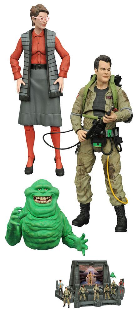 Ghostbusters Select Action Figures 18 cm Series 3 Assortment (6)