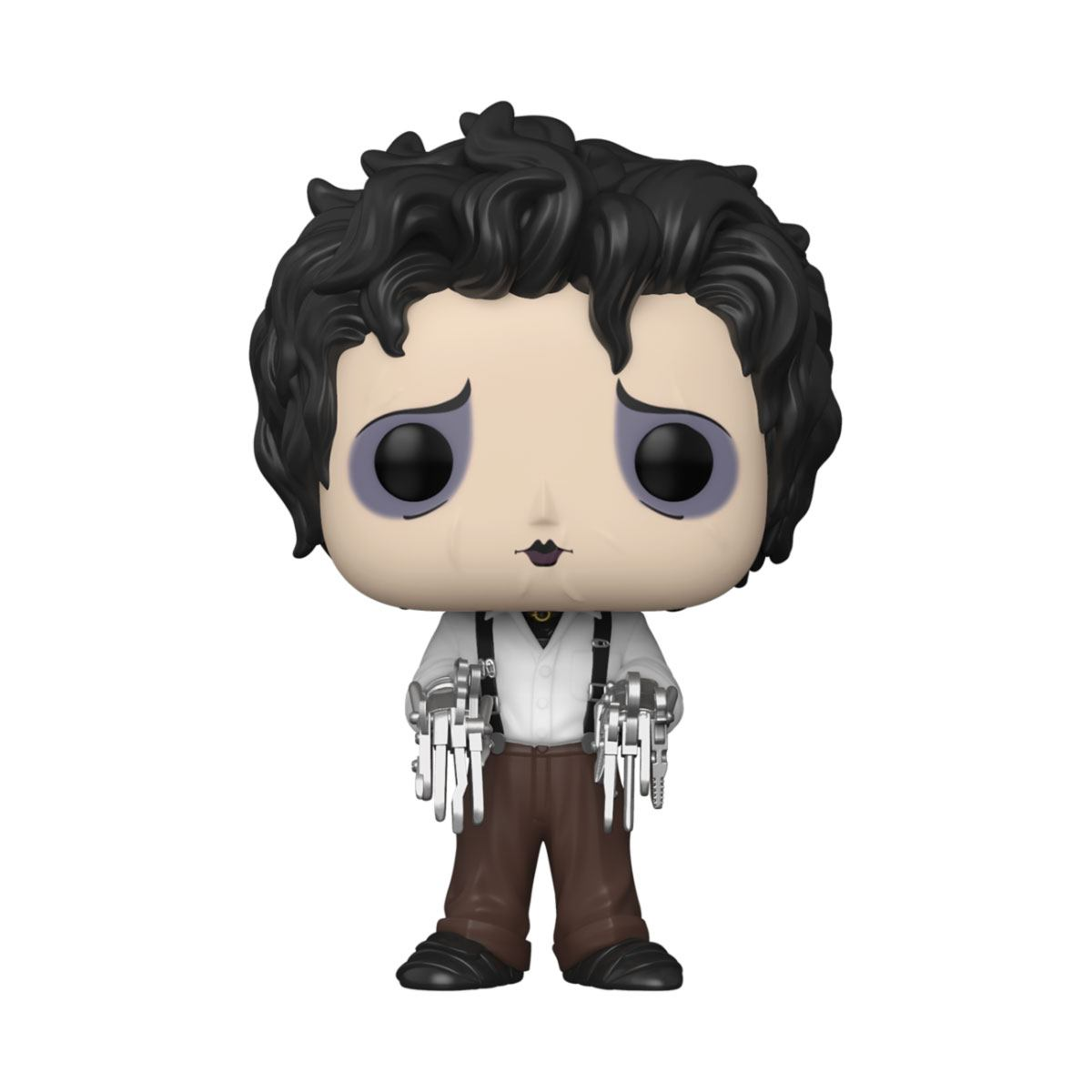 Edward Scissorhands POP! Movies Vinyl Figure Edward in Dress Clothes 9 cm