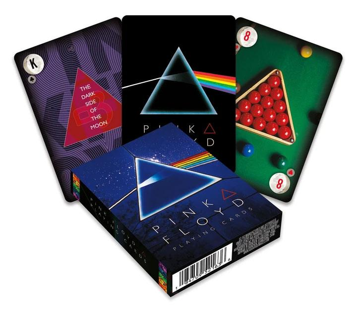 Pink Floyd Playing Cards Dark Side Of The Moon