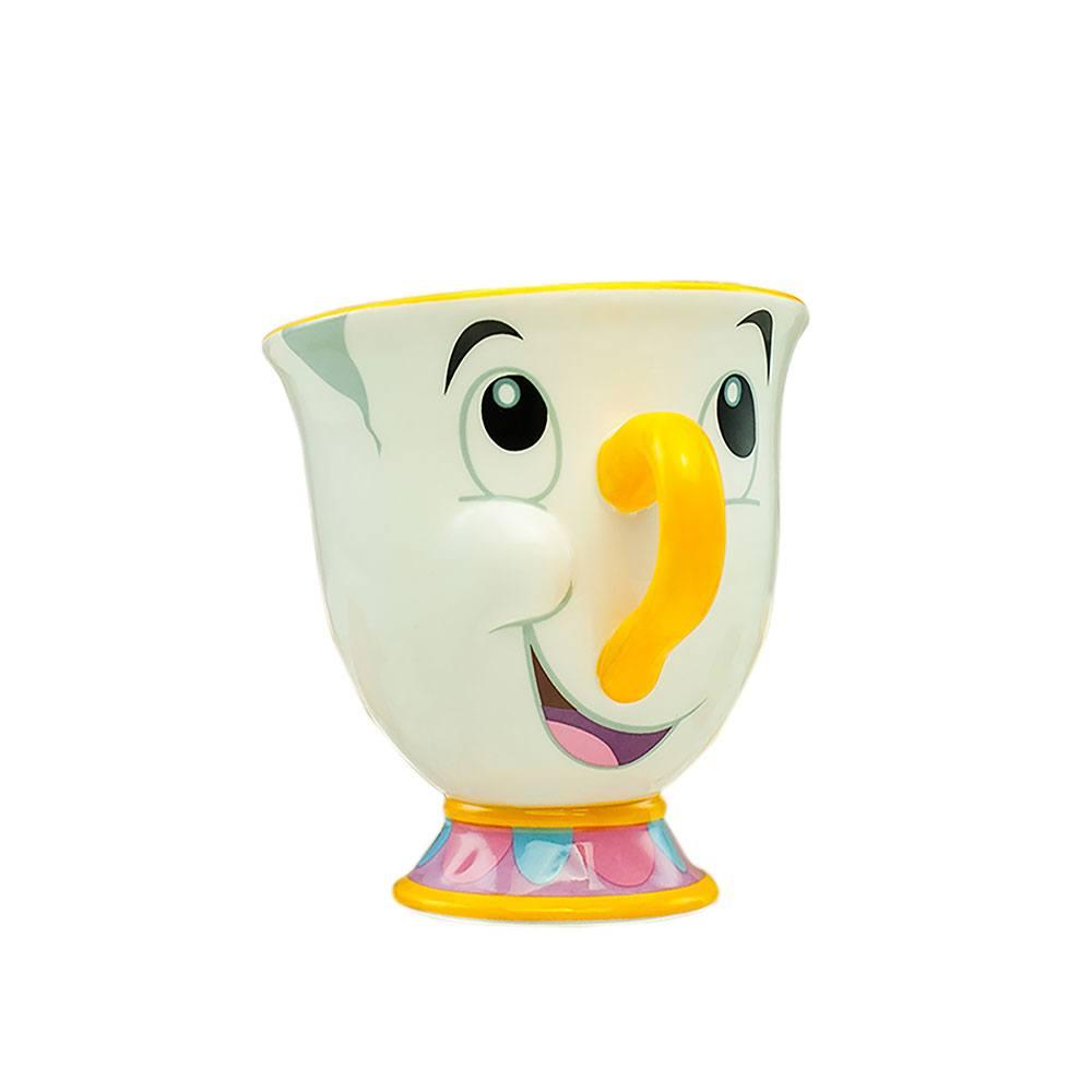 Beauty and the Beast Mug Chip