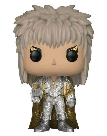 Labyrinth POP! Movies Vinyl Figure Jareth (Glitter) 9 cm