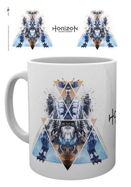 Horizon Zero Dawn Mug Machine